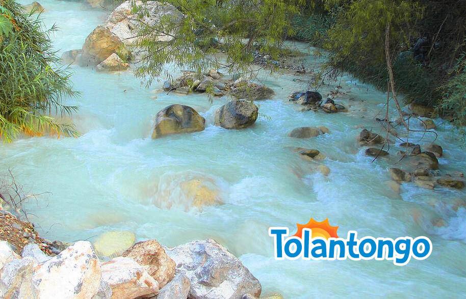 rio termal grutas de tolantongo